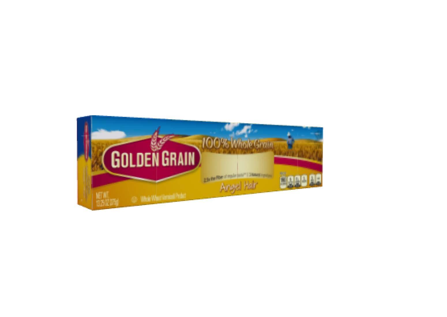 Whole-Grain-Angel-Hair 100% Whole Grain