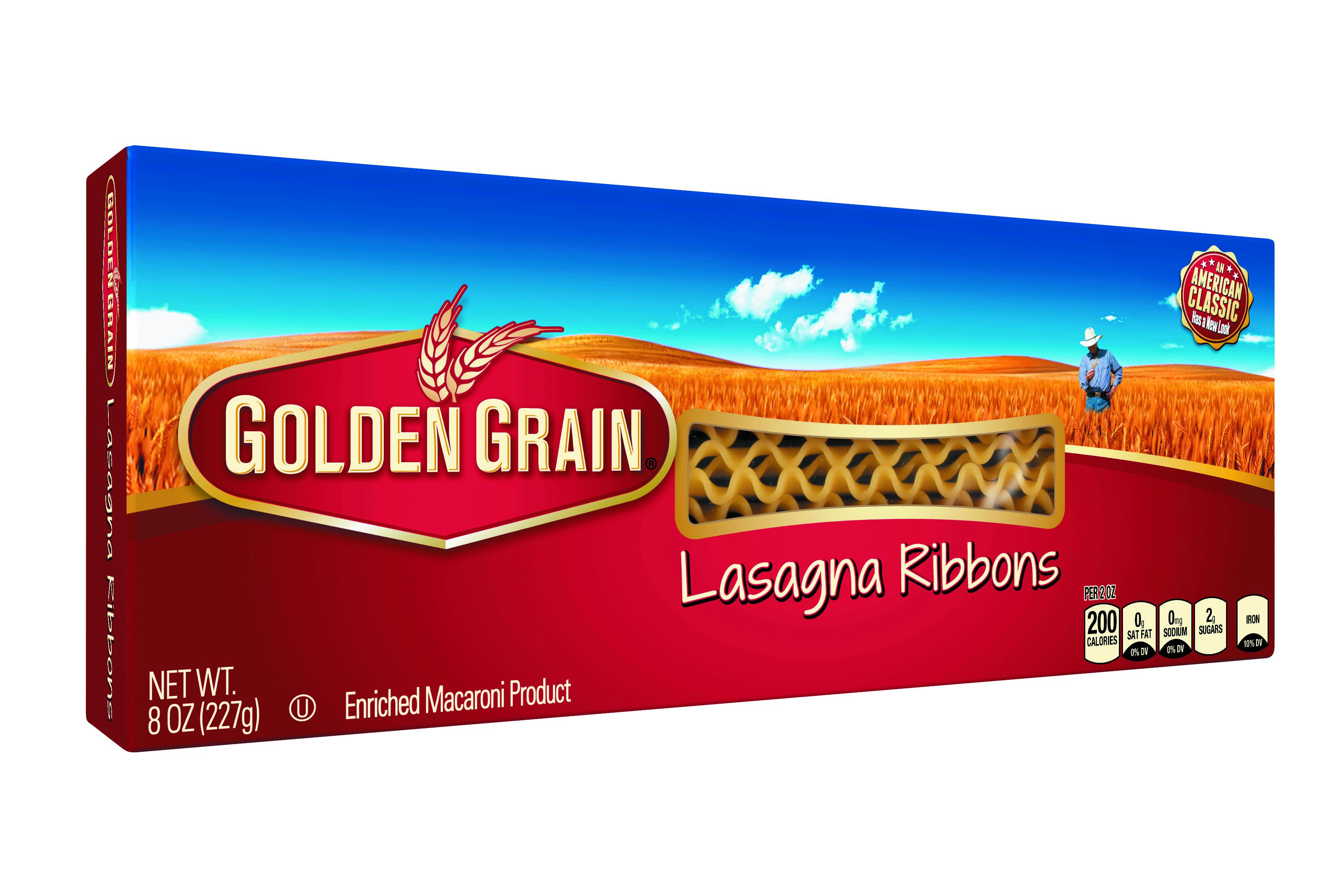 8oz-Lasagna-Ribbons 100% Semolina