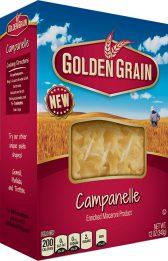 Campanelle-2-168x261 100% Semolina