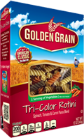 rotini-tri-color 100% Semolina